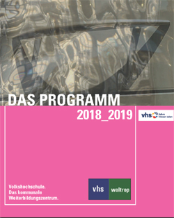 ddfb2086b0f9c6 VHS Waltrop - Programm